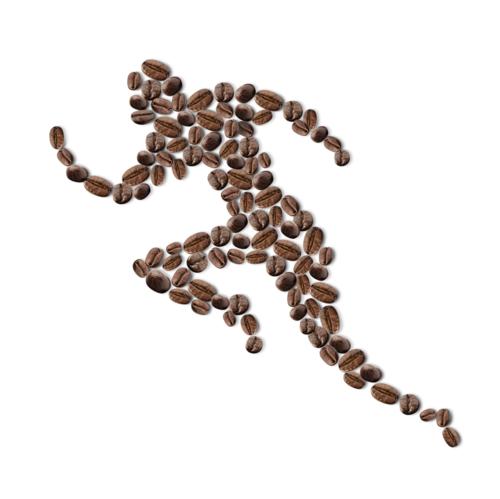 Els beneficis de veure café i practicar esport