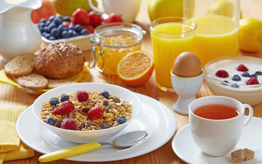 Claves para hacer un desayuno saludable
