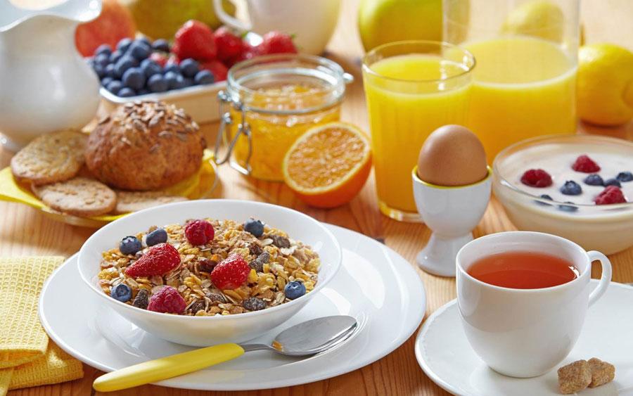 Com fer un esmorzar saludabel